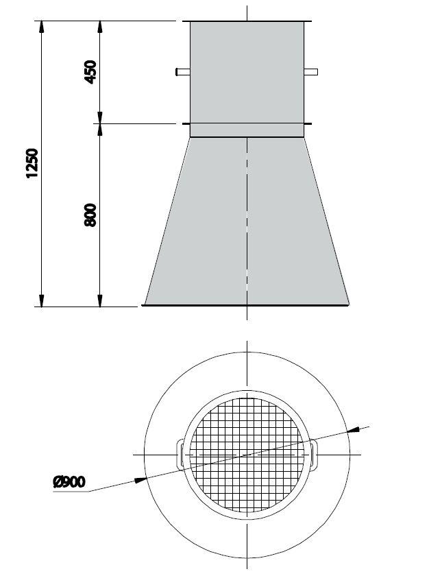 Crocus Potatoe dryer Technical data